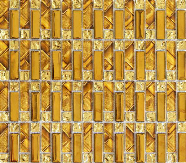 Gạch mosaic thủy tinh G7-009