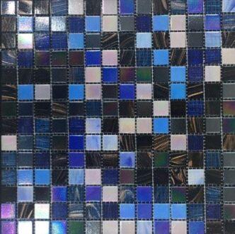 Gạch mosaic thủy tinh G7-008