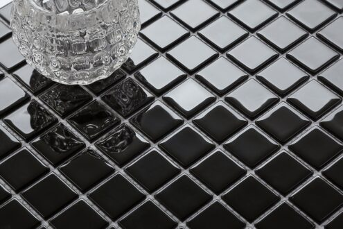 Gạch mosaic thủy tinh G725-08
