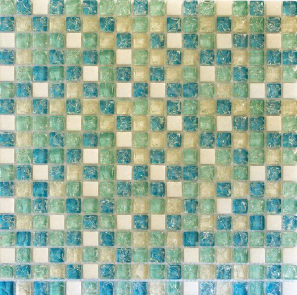 Gạch mosaic thủy tinh G7-0017