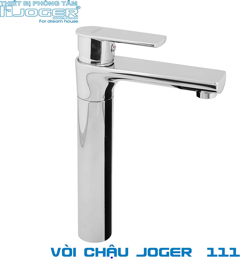 Vòi 1 lỗ nóng lạnh JOGER 111