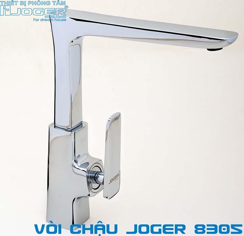 Vòi rửa bát nóng lạnh JOGER 8305