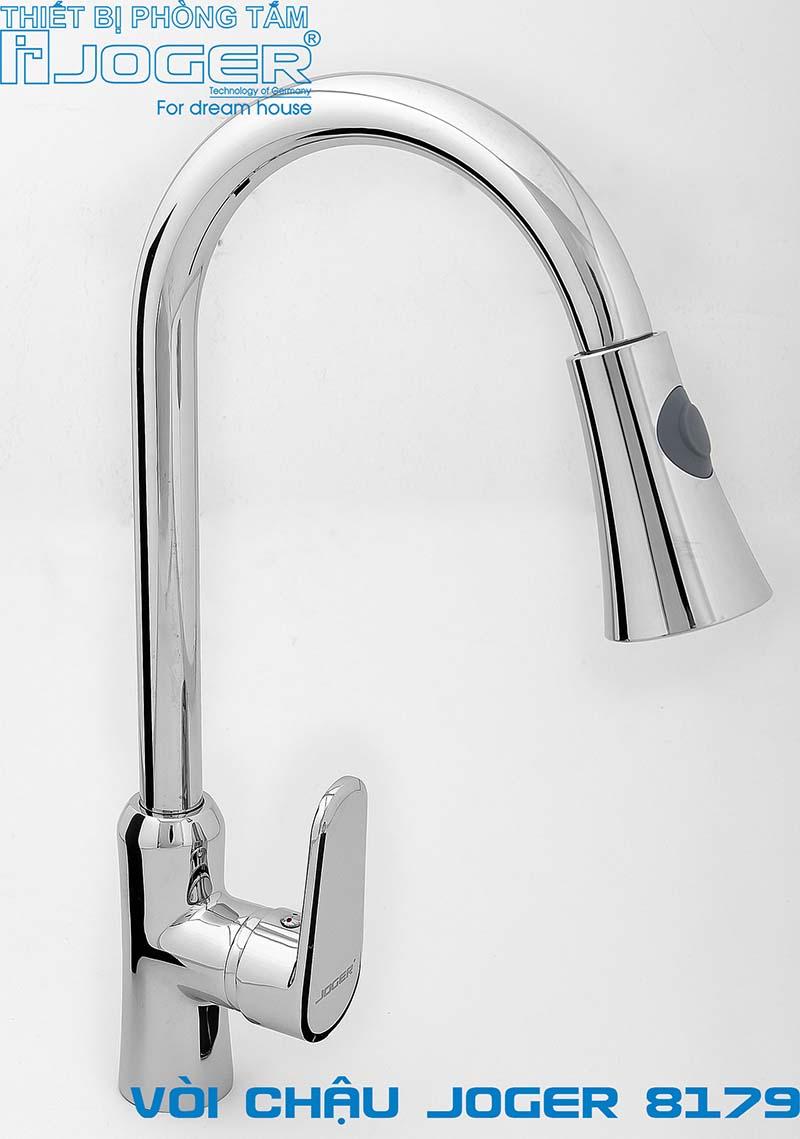Vòi rửa nóng lạnh JOGER 8179