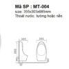 bồn tiểu nam G7MT004